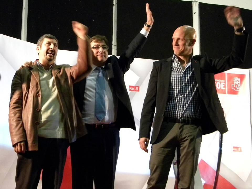José Ángel Benítez releva a Juan Manzano como candidato a la Alcaldía por el PSOE