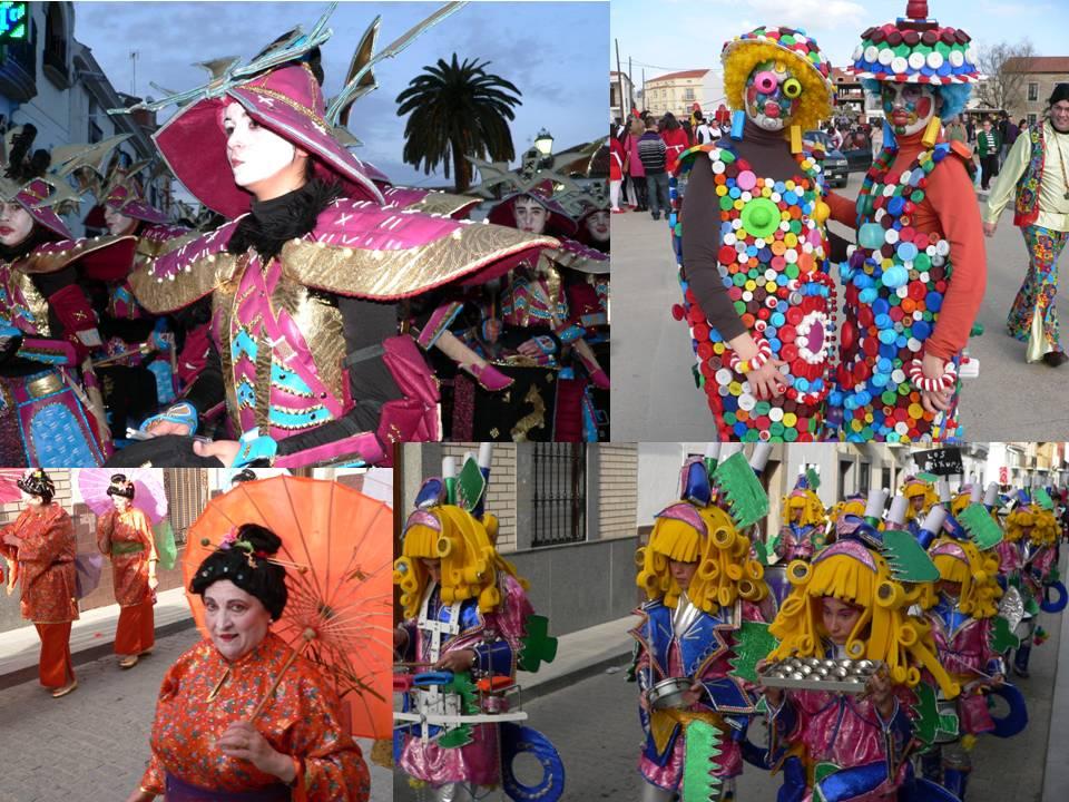 El entierro de la sardina cierra el espectacular carnaval quintanense