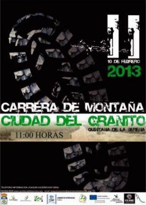 II Carrera por Montaña Ciudad del Granito | Parque Nuevo | DEPORTES