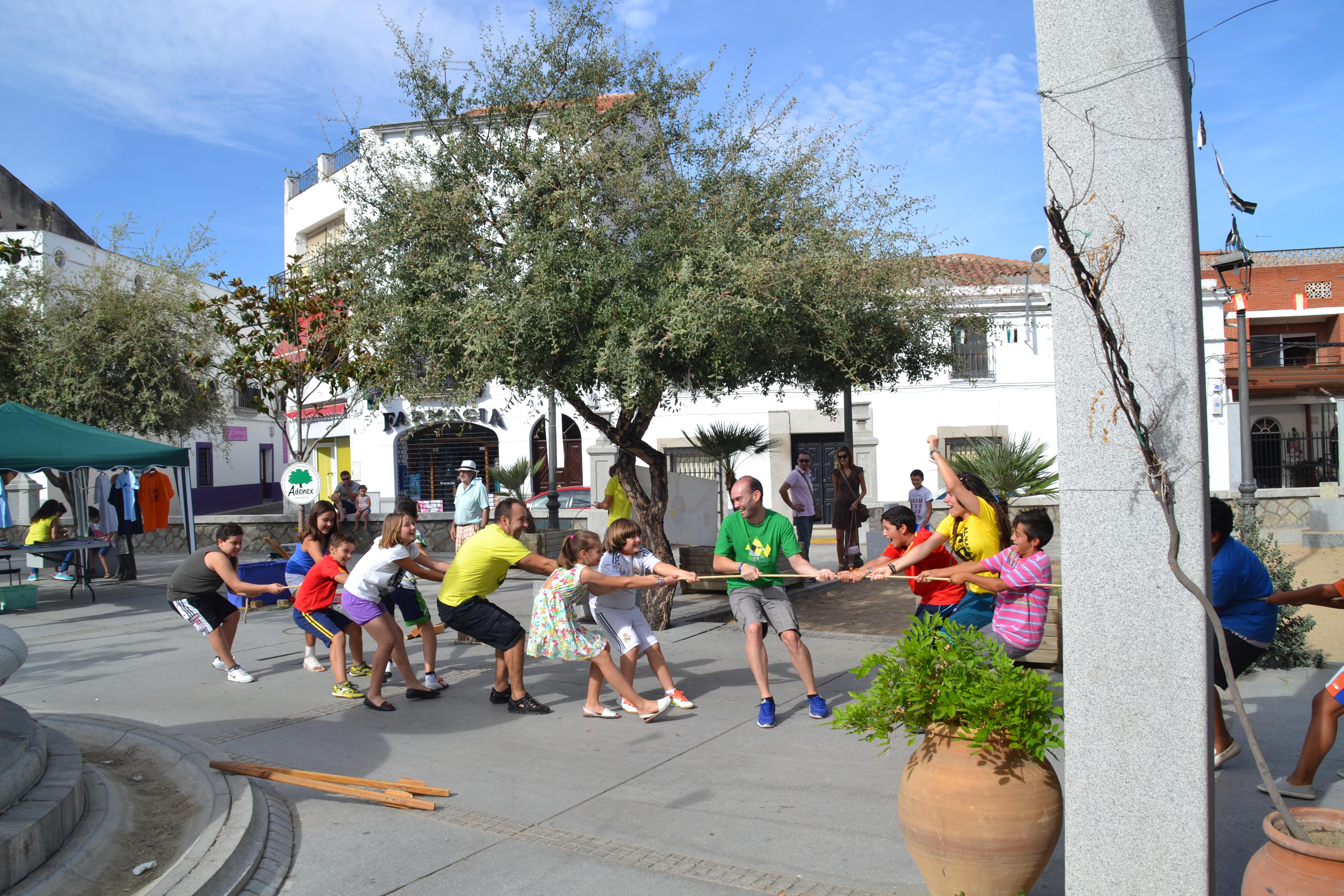 Juegos populares como método de sensibilización medioambiental y fomento del uso de energías limpias