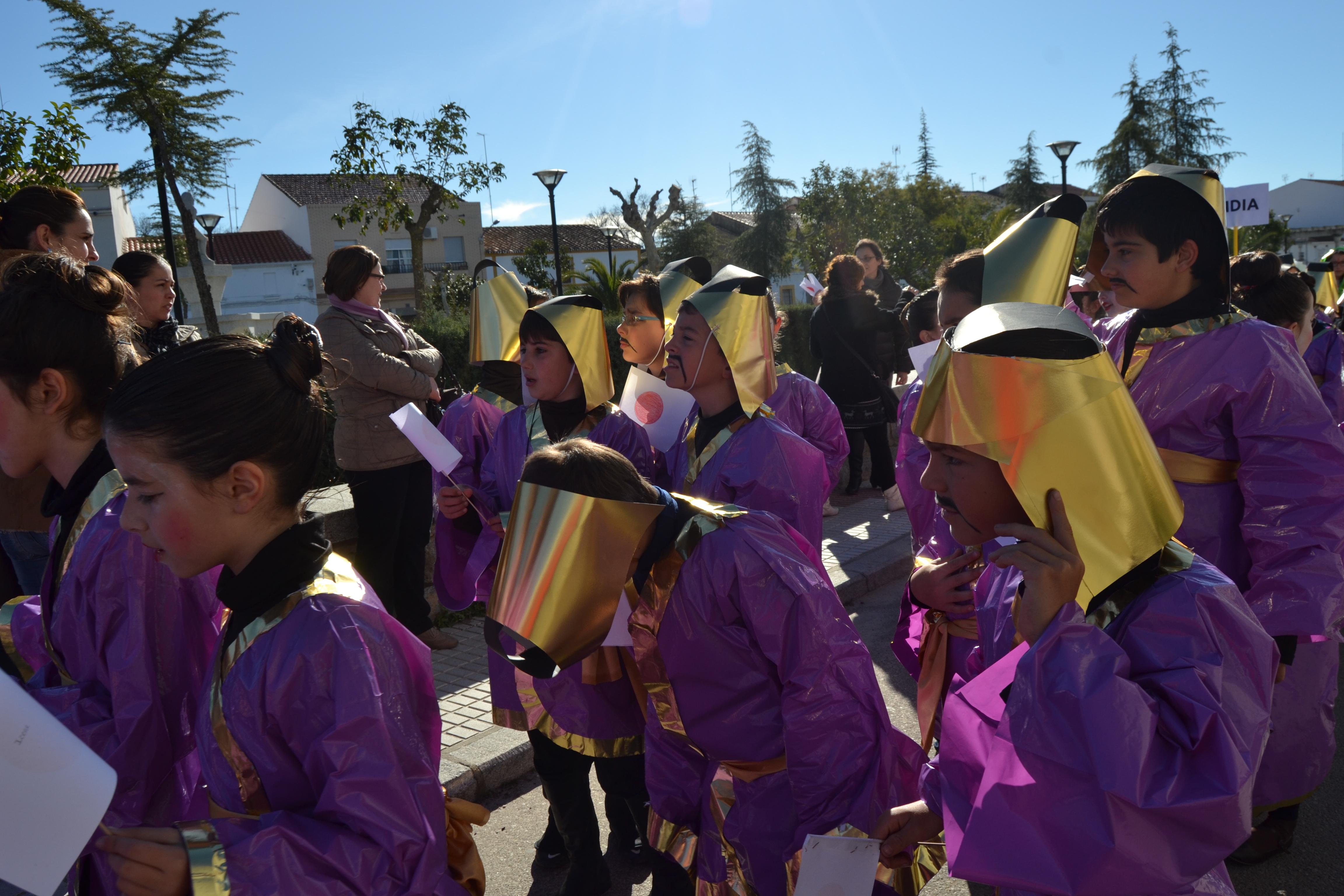 Colegio Carnaval 2013