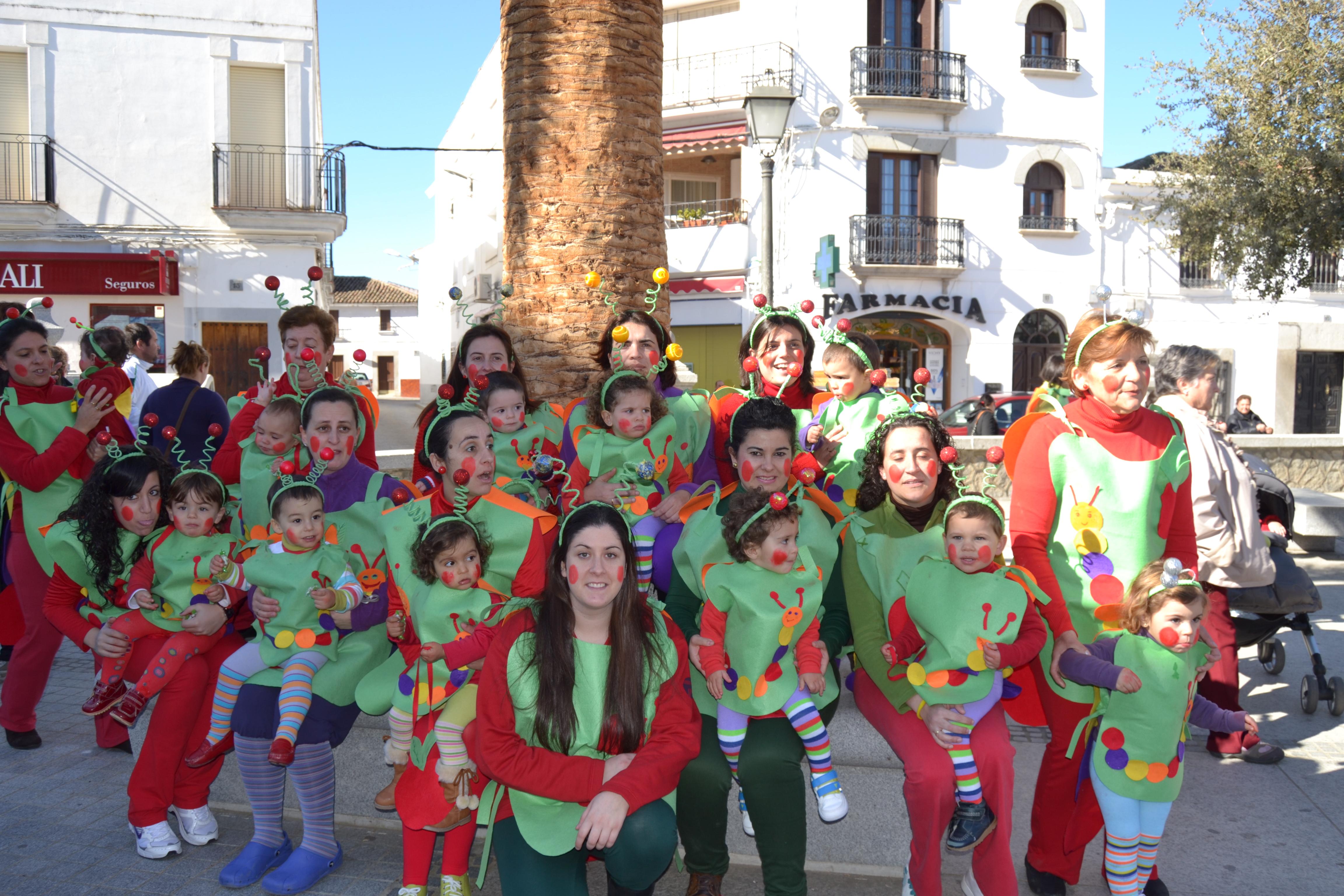 Guardería Carnaval 2013