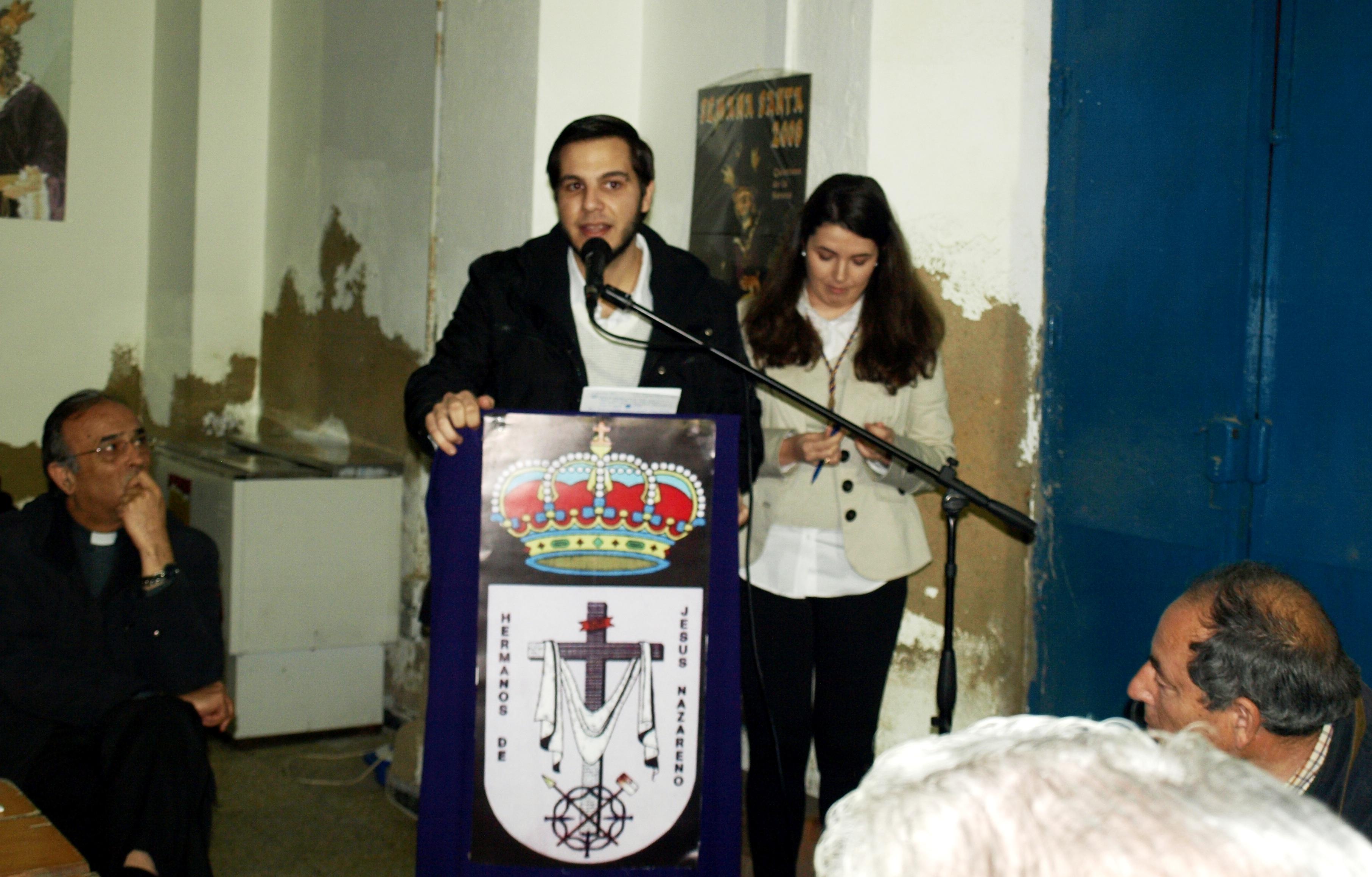Insignias de Oro. Hermanos de Jesús Nazareno.
