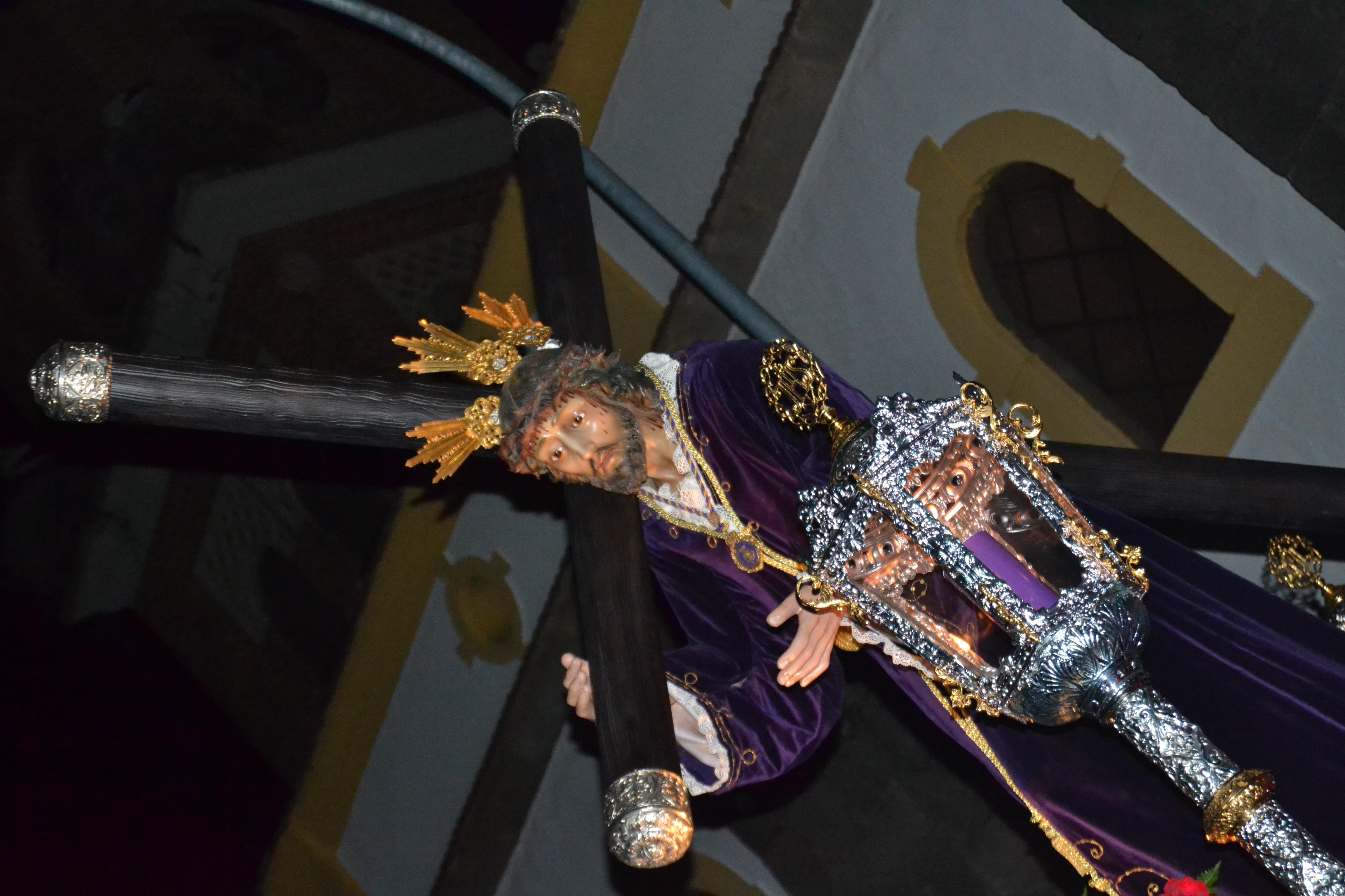 Procesión de Jesús Nazareno. Jueves Santo noche