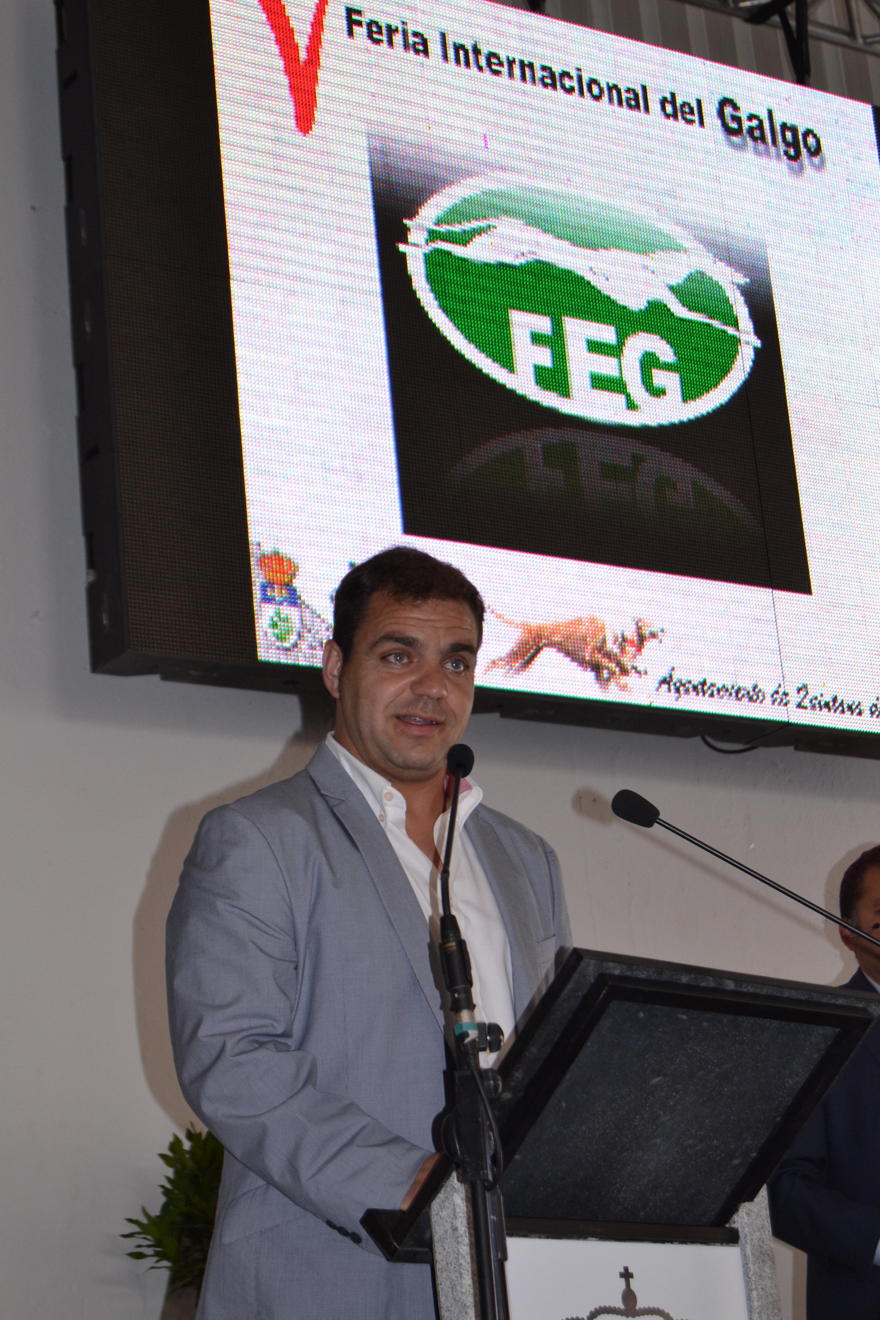 V FERIA INTERNACIONAL DEL GALGO Y XXVII CAMPEONATO NACIONAL