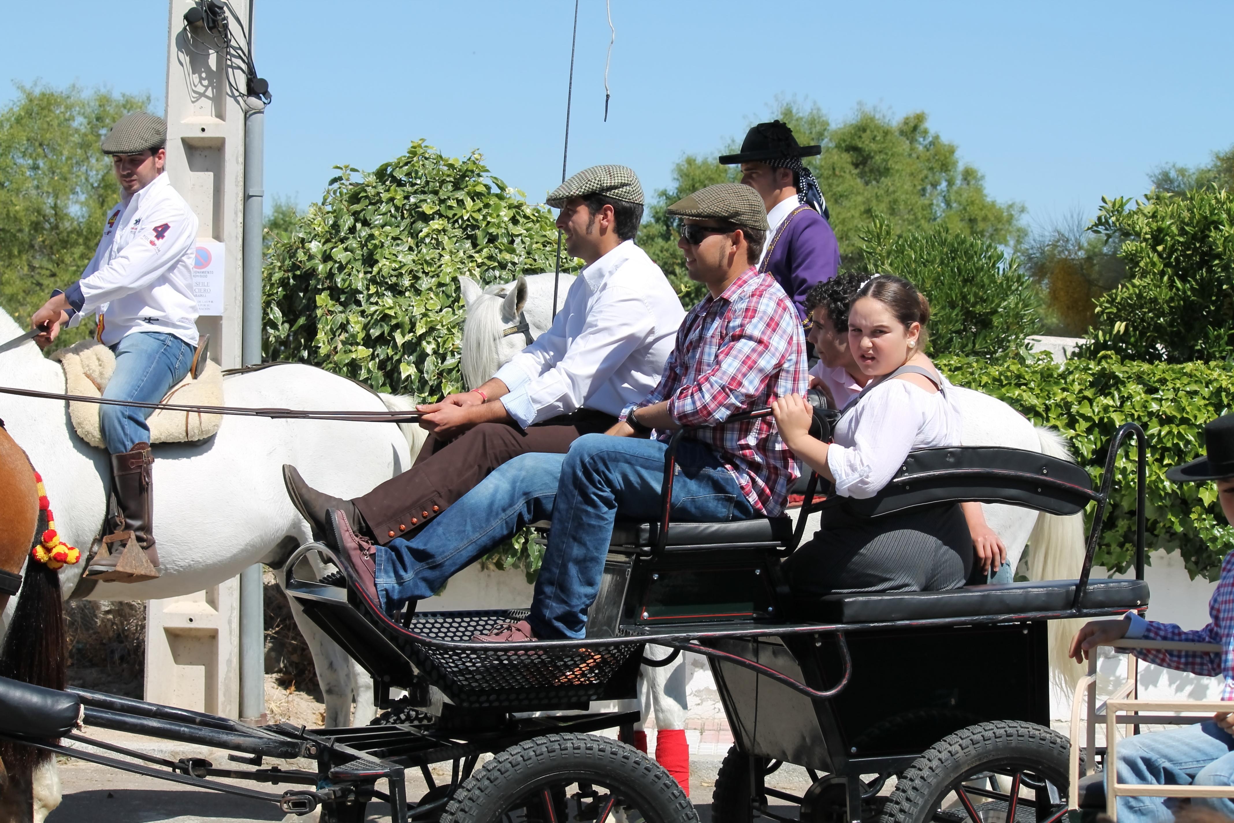 Segunda Fiesta Rociera