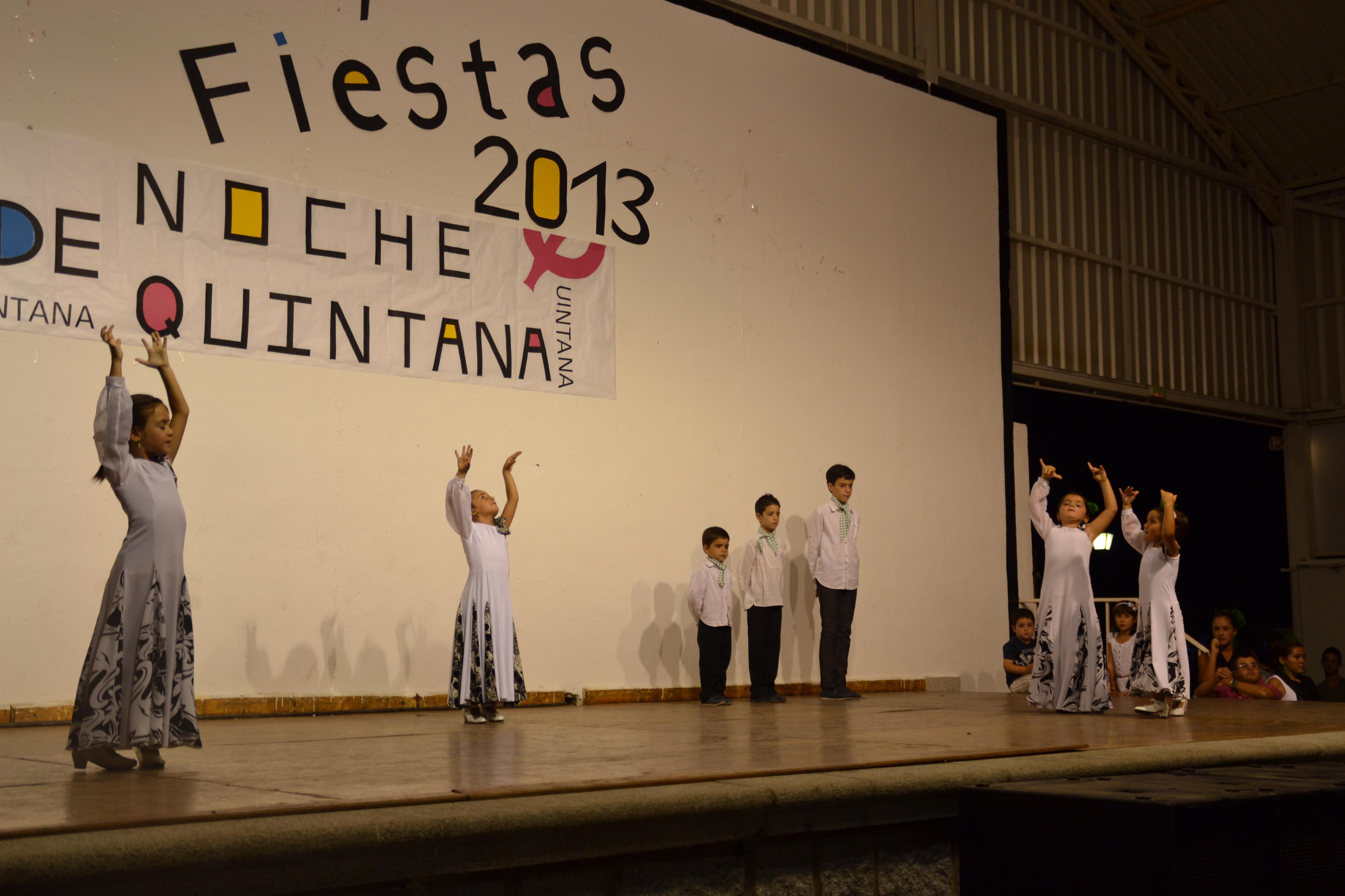 Noche de Quintana 2013