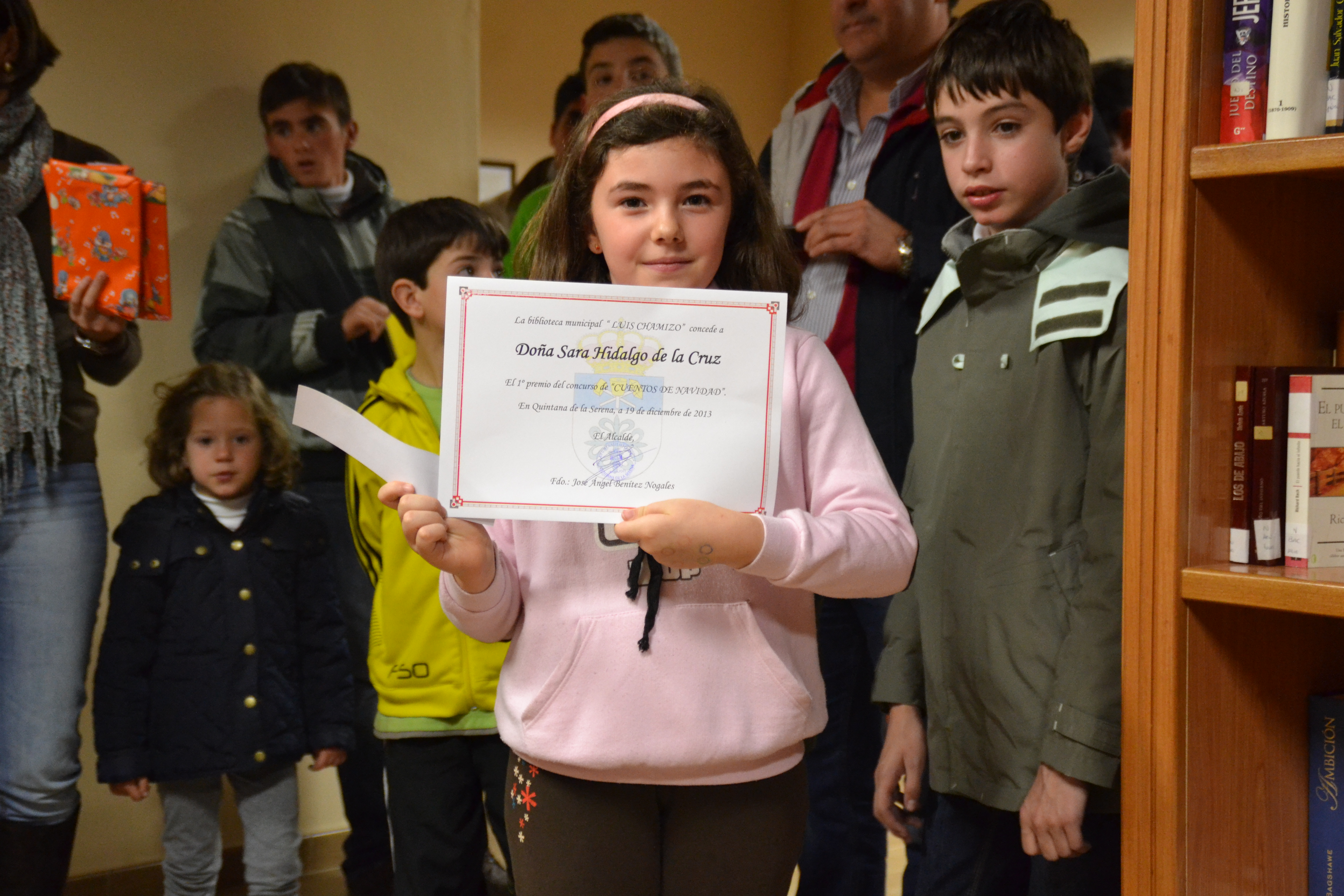Concurso literario 2013