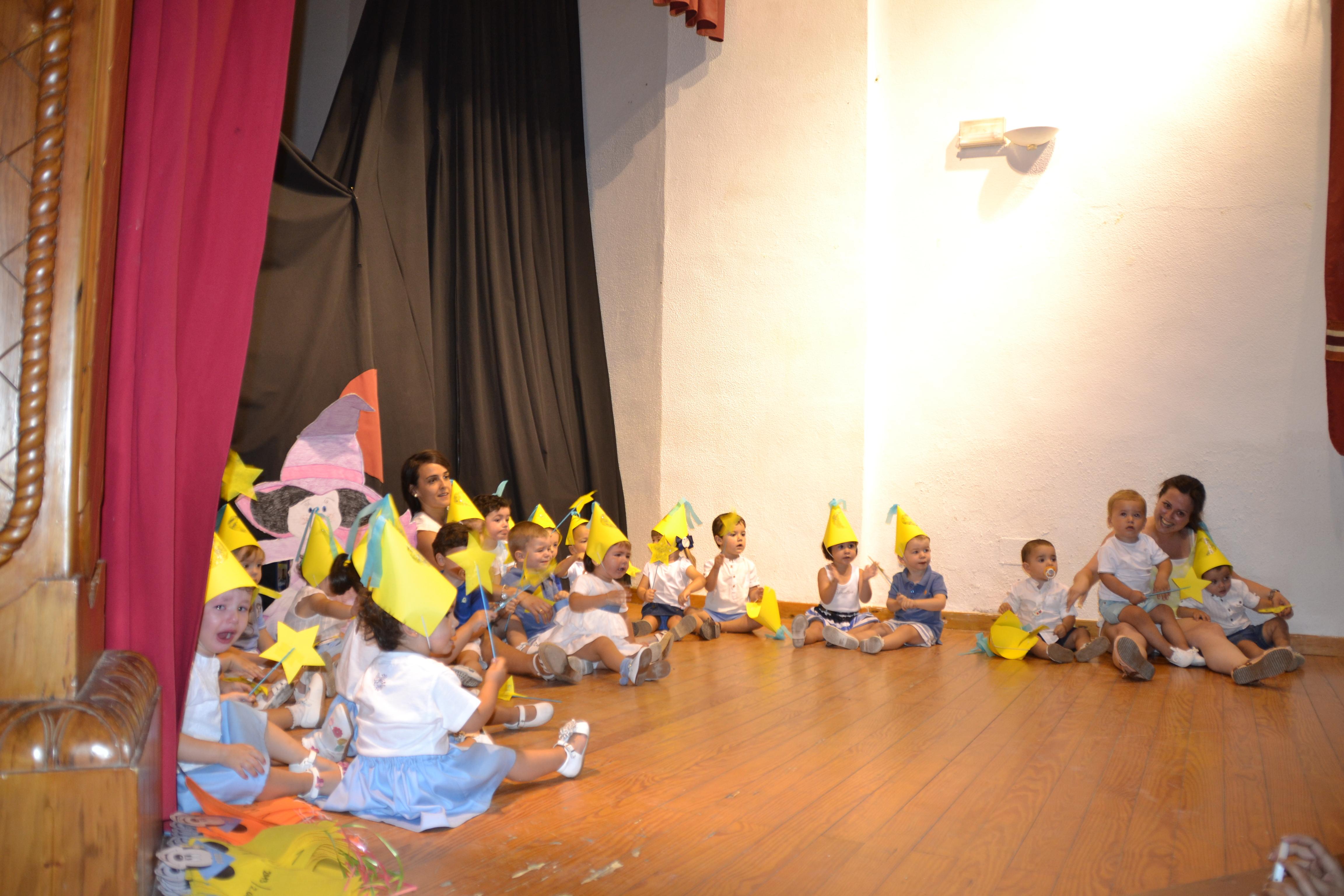 Clausura curso 2013/2014. Guardería
